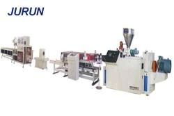 PE/PU单、双壁波纹管生产线