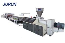 太仓木塑型材生产线
