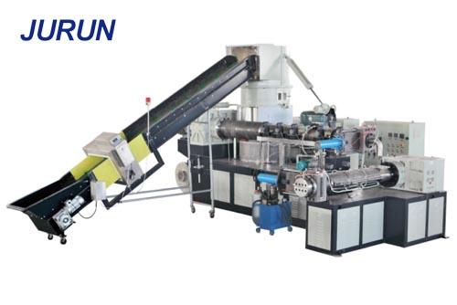 Recycling & Granulating Machine